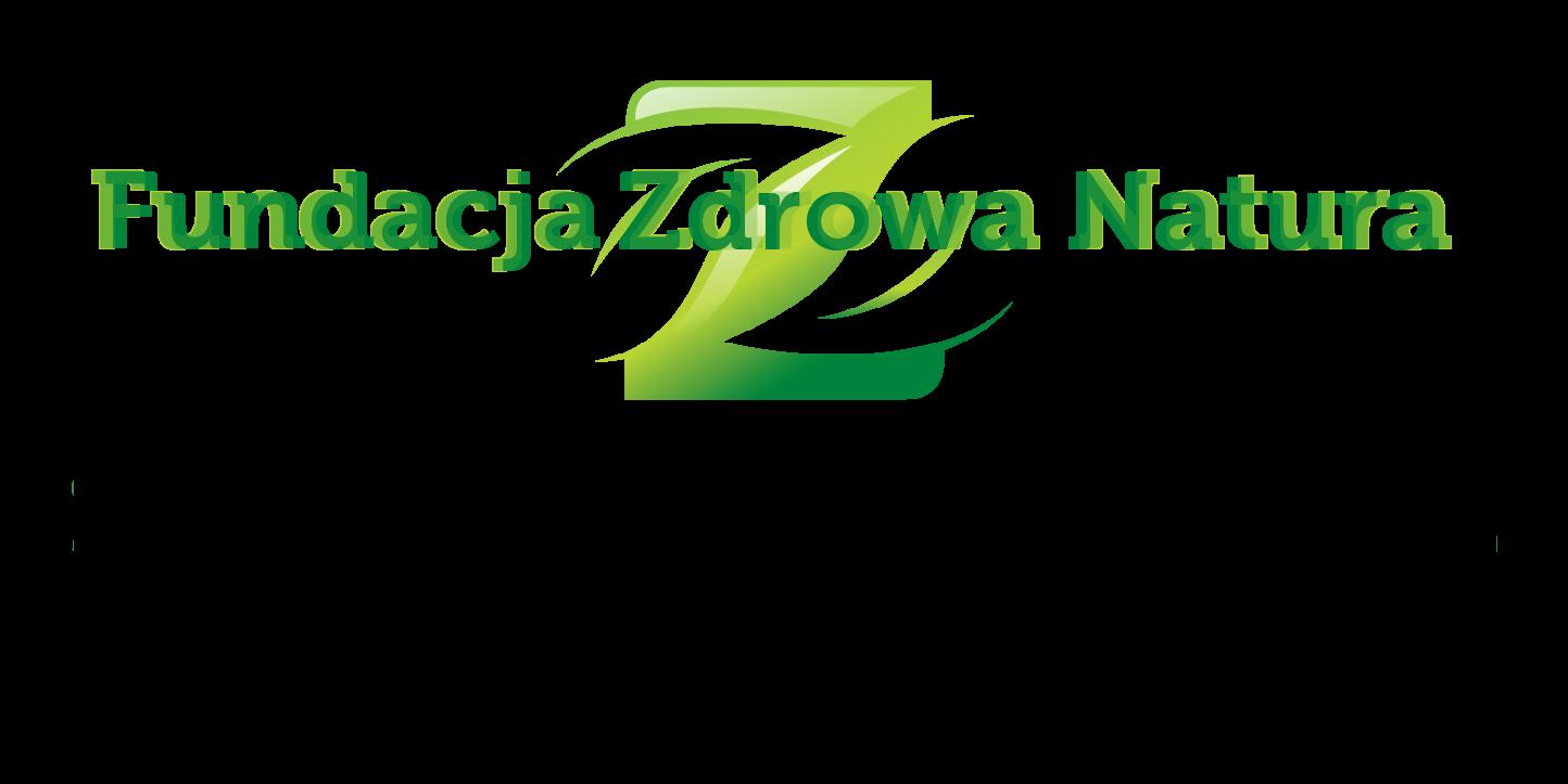 Fundacja Zdrowa Natura logotyp