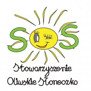 Oliwskie słoneczko logo