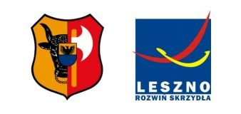 Logotyp i herb miasta Leszna