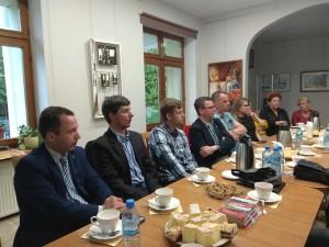 Spotkanie partnerskie Wolsztyn